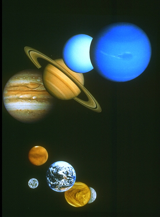 The Solar System Montague