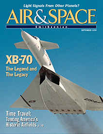 September '99 issue of Smithsonian Air & Space Magazine
