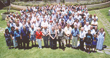 Bioastronomy '99 Official Group Photograph