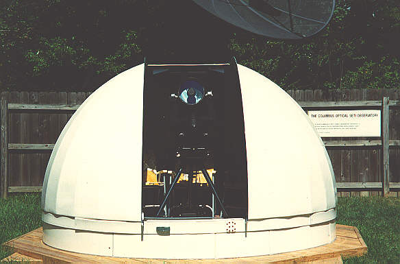 The Observatory Dome in 1994